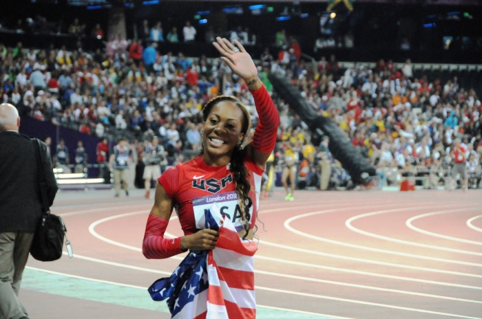 Sanya_Richards-Ross_-_4x400_relay_-_2012_Summer_Olympics
